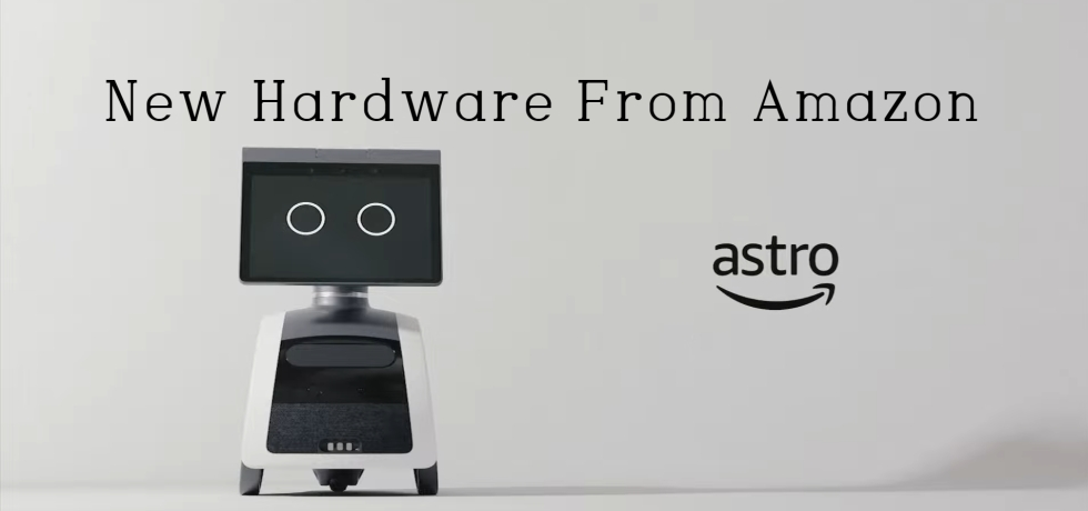 Amazon's New Hardware Devices for 2021